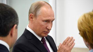 Путин поручил сделать социальную рекламу доступнее для НКО