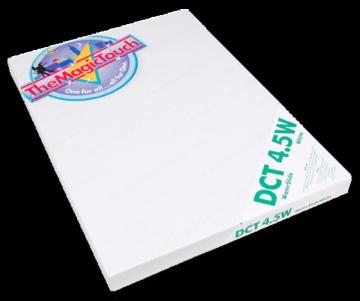 Декольная бумага с белым лаком для темных поверхностей, 50 А4