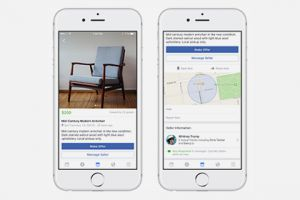 Facebook создал конкурента Avito