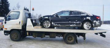 Эвакуация автомобиля зимой становится проще с SDN Service