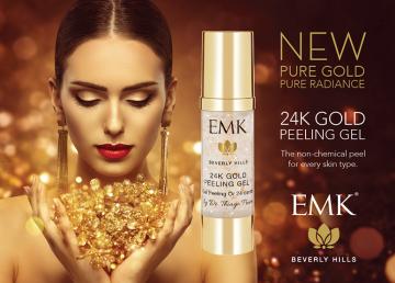 Презентация американского люксового бренда косметики EMK Beverly Hills в «Прима Косметикс»