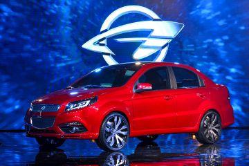 Автомобильный бренд Ravon растет быстрее рынка