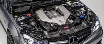 Капитальный ремонт двигателя Mercedes-Benz в сервисном центре Berlin Motors