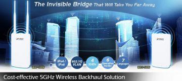 Инсотел: Рентабельное беспроводное решение PLANET WAP-500N / WBS-500N
