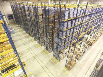 Ответственное складское хранение продукции в распределительном центре «Виктория»