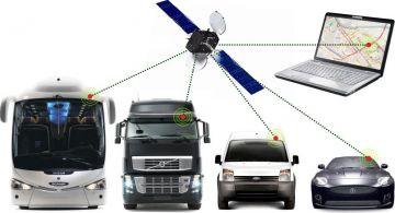 Компания «Голден Ай» предлагает эффективные решения для спутникового контроля автотранспорта