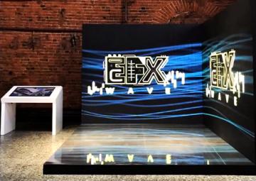 «Гефест Проекция» предоставила светодиодную фотозону для «Райффайзенбанка»