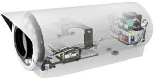 Первый термокожух с ИК-подсветкой от Smartec для работы камеры при морозах до -70 °С и любой влажности