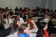 LG Electronics продолжает серию лекций на тему донорства кровив вузах Москвы