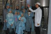 Вкусная и полезная экскурсия в страну чудес молочных «Вимм-Билль-Данн»