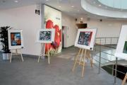 Открылась первая выставка в рамках проекта
