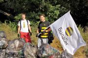 «Билайн» выступил партнером акции «Блогеры против мусора»