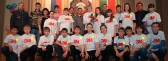 В Казани определился победитель Конкурса детского рисунка   «Как стать видимым на дороге»