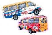 Реклама на автотранспорте в Тюмени