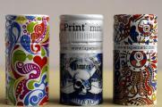 Цифровая печать УФ красками по невпитывающим поверхностям