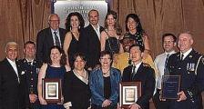 12-я ежегодная премия Л. Рон Хаббарда в гуманитарной сфере вручена канадцам за выдающиеся достижения