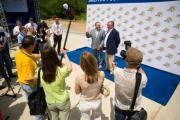PR-Агентство «СпецПроект» принимает Олимпийскую эстафету