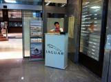 Легендарный JAGUAR начал организовывать тест-драйвы в бизнес-центрах