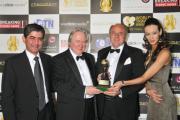 «Swissotel Красные Холмы Москва» - «Ведущий отель мира по организации мероприятий 2011»