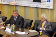 Деловой Прием учителей России 2011
