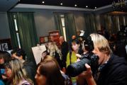 Пресс-конференция в Фонде Шемякина