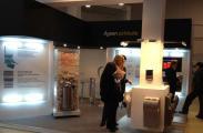 Компания Dyson приняла участие в  MosBuild 2012