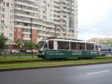 Неон-Авто (официальный дилер Skoda) проводит рекламную кампанию на транспорте Санкт-Петербурга