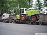 Перевозка техники и оборудования - перевозка негабаритных грузов