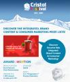 Cristal Festival наградил digital работу Progression