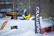 Burton в России открывает сноуборд-парки