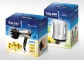 Группа компаний Symbol Communication Group провела рестайлинг упаковки для компании Rolsen