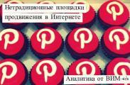 Нетрадиционные социальные сети для Вашего бизнеса: аналитика от ВИМ-web.