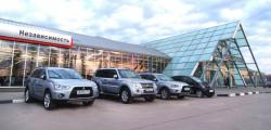 «Независимость Mitsubishi»: новый Mitsubishi Outlander на Дне открытых дверей