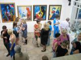 Международная выставка «Хрустальная сказка» в Донецке.