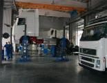 Начала работу новая сервисная станция Volvo Trucks в Брянске