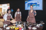 На презентации ТераФлю журналисты ведущих российских СМИ увидели футуристическую шоу-программу