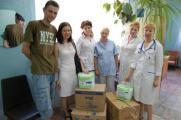 Помощь диспансеру радиационной защиты населения