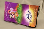 Сумочка для мобильного телефона с нанесением полноцветного рисунка