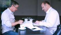 Патрик Хёрль, Джастин Скрогги и Гэри Марензи дали согласие войти в Совет директоров Медиа группы «Война и Мир»