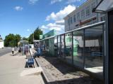 Торговые павильоны в сердце Пскова