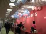 «Модный праздник для всей семьи» открытие магазина Modis