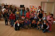 31 августа для детей работников ЗАО «Пикалевский цемент» - будущих первоклассников прошел праздник, посвященный Дню знаний