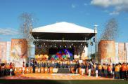 В Белгороде состоялось торжественное закрытие Третьей Корпоративной Спартакиады Холдинга