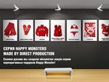 Happy Monsters made by DP признаны самым креативным сувениром на Effect PROMO 2013