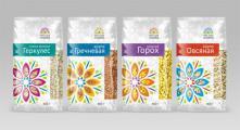 Светлана Куренская разработала визуальный образ нового брэнда «Чистые злаки»