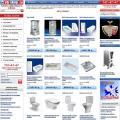 Дизайн-студия «АртФактор» завершила работу над редизайном и доработкой программной части интернет-магазина «РИК-ШОП»