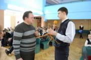 Богдан Бенюк – участник социальной акции «Звезды против детской жестокости»