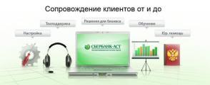 Число торгов на УТП «Сбербанк-АСТ» стремительно растет