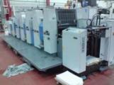 Ryobi 525 HXX+L - офсетная печатная машина из Европы!