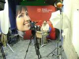 Михаил Самохи в TV-студии Moscow Business School